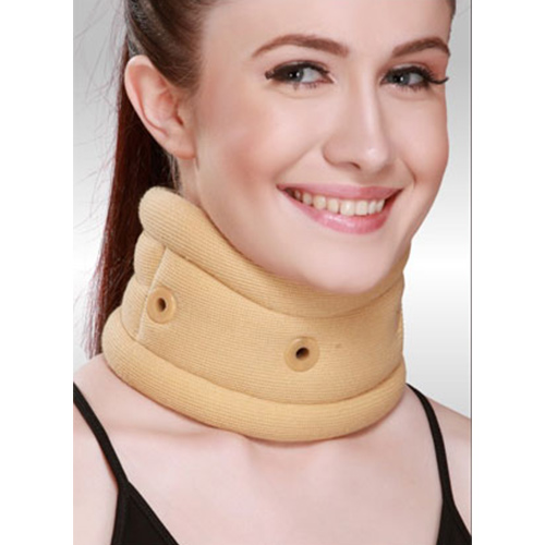UM CERVICAL COLLAR WITH SUPPORT